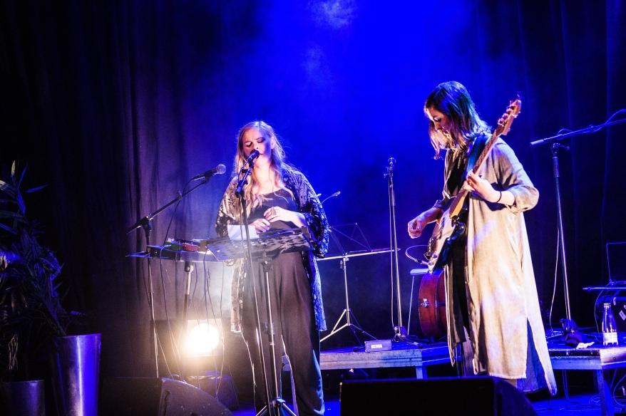 We Float duo live @ Babel 12/5-2017. (Festivalphoto.net, Felix Johnny)